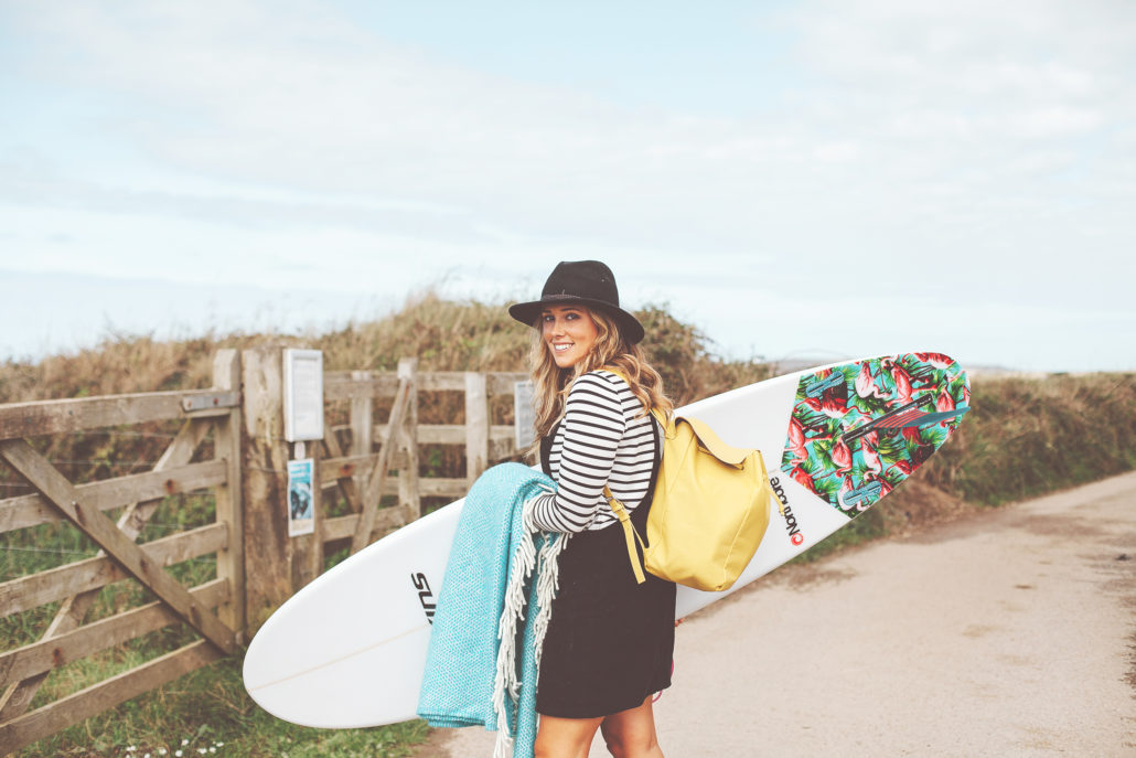 About - Corinne's Surf Tour
