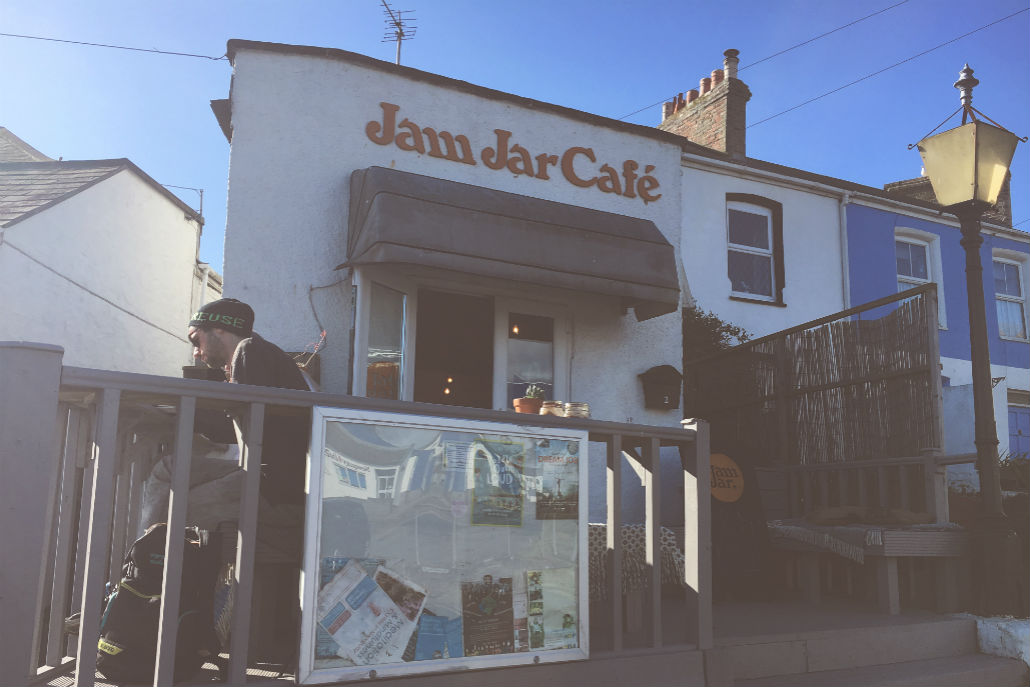 Jam Jar Cafe Newquay